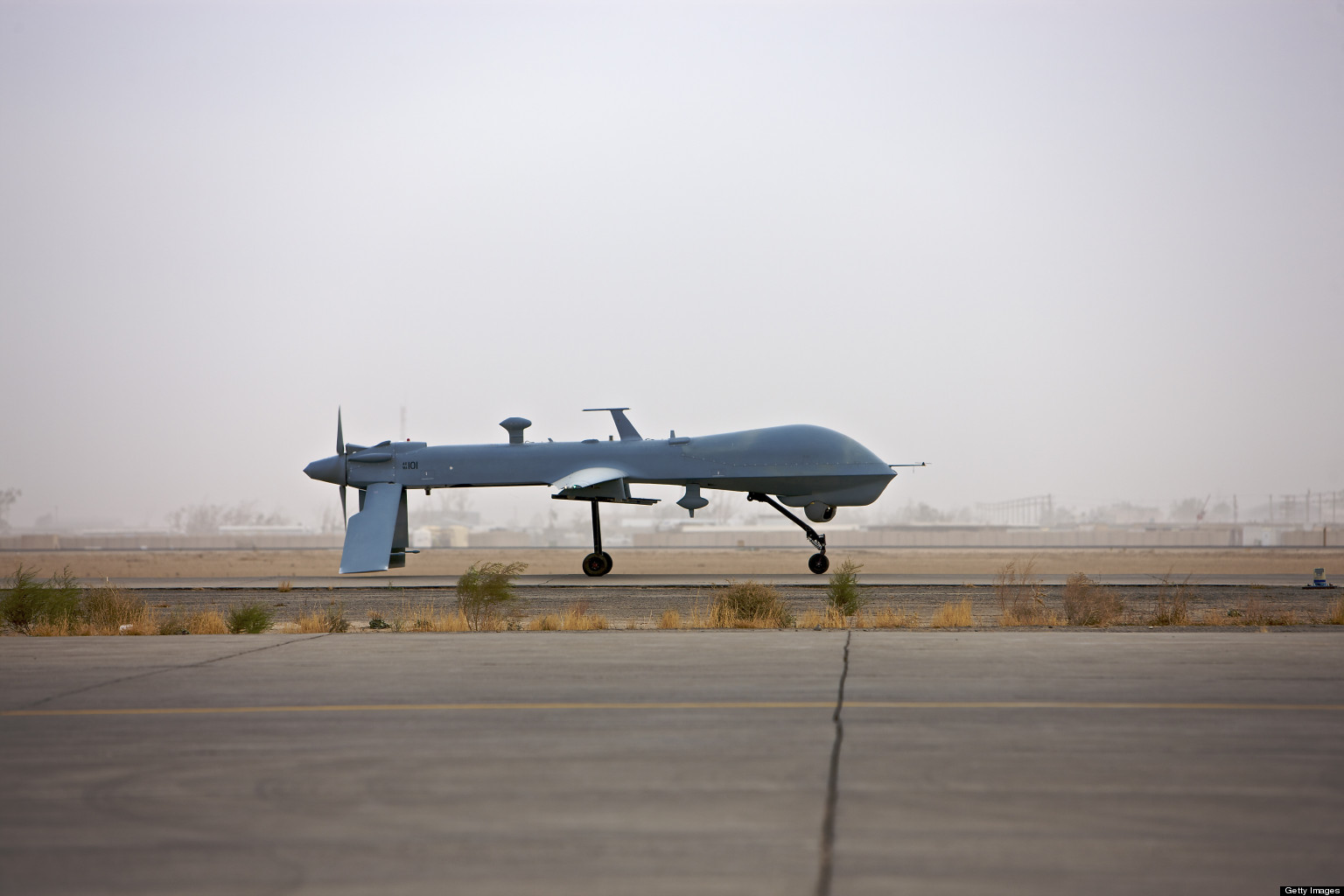 The history of the Predator, the drone that changed the world (Q&A)