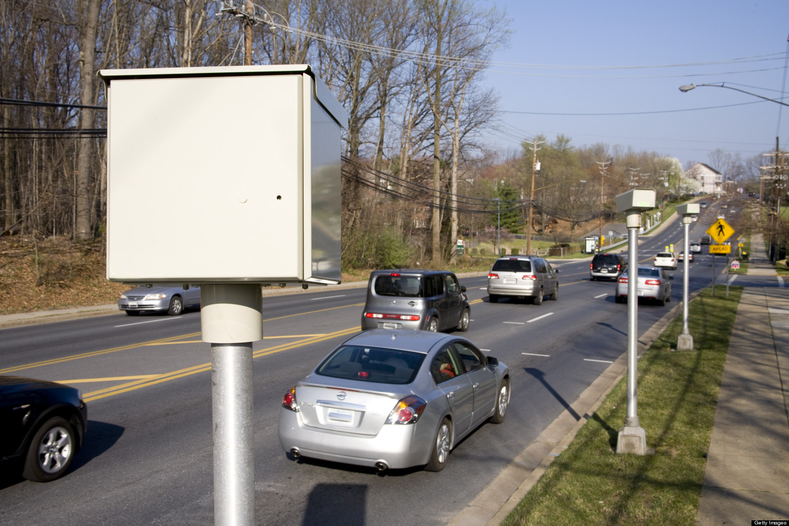 Speed Cameras In Dc - about camera