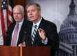 Lindsey Graham Tweets 'Dibs' On John McCain's Office 'If He Doesn't Make It Back' From Syria