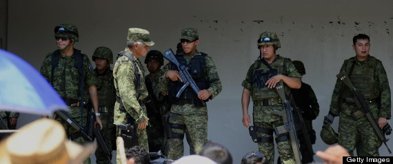 Mexico Disappearances Police Unit
