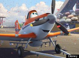 SNEAK PEEK: Disney 'Planes' Trailer
