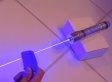 Homemade Lightsaber Actually Works, Burns Through Ping-Pong Ball (VIDEO)