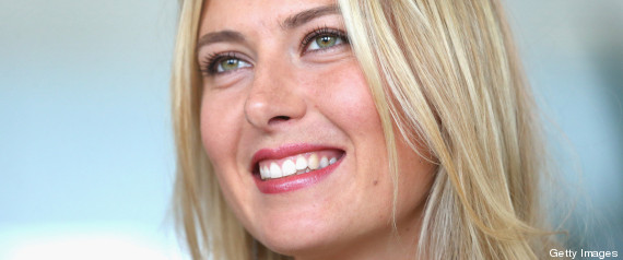 maria sharapova fotos