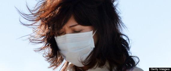 JAPAN NUCLEAR VICTIMS