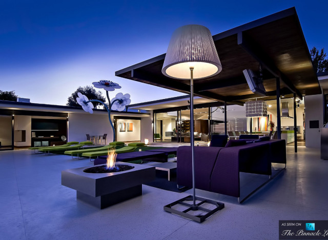 Hopen place residence in los angeles california is a for Modern contemporary homes