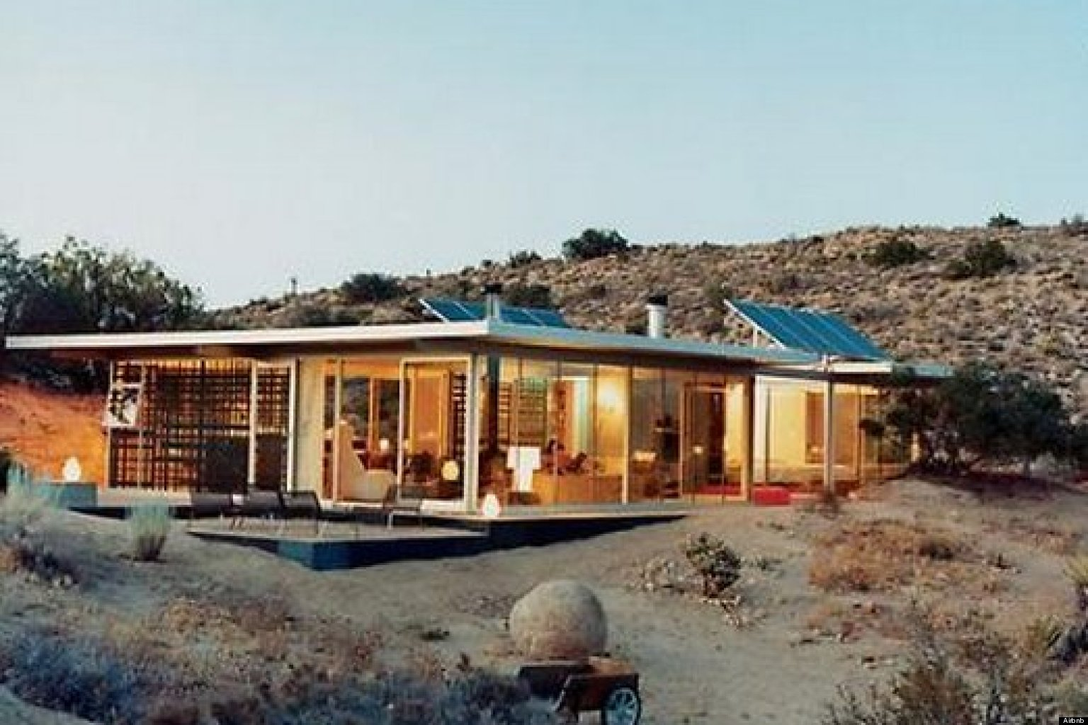california rental vacation: