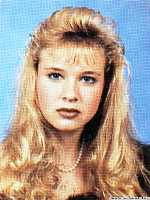 Renee Zellweger\'s Hair In High School Was Awesome, Huge (PHOTOS ...