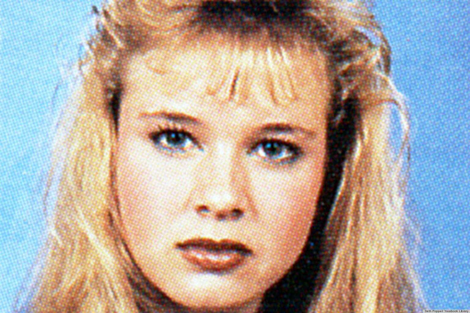 Sync My Ride >> Renee Zellweger's Hair In High School Was Awesome, Huge ...