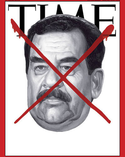 saddam hussein time