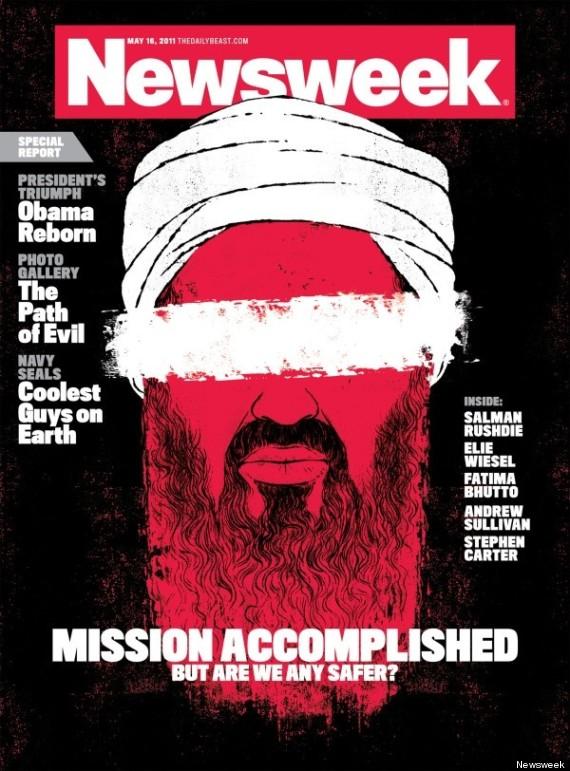osama bin laden newsweek