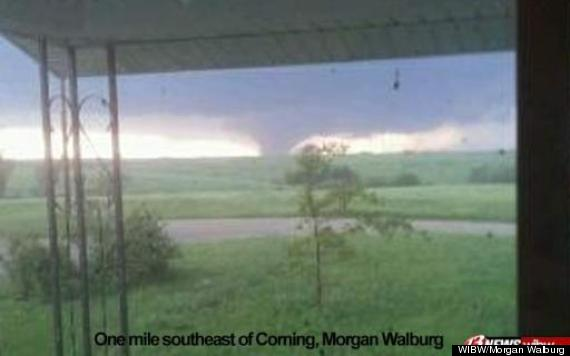 tornado sighting photo
