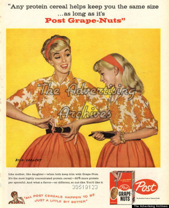 grape nuts vintage ad