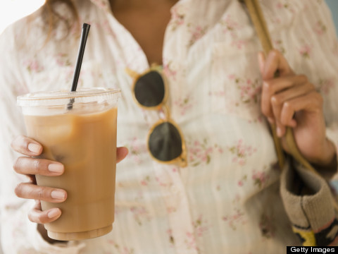 5 Of The Worst Iced Coffee Drinks <br>(And Some Healthier Alternatives)