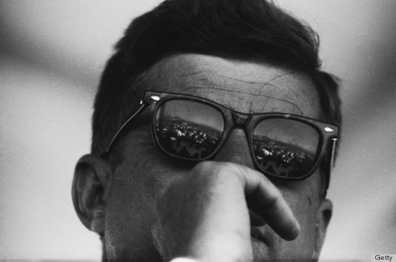 Kennedy Style Jfk S Off Duty Fashion Remembered On His Birthday Photos Huffpost