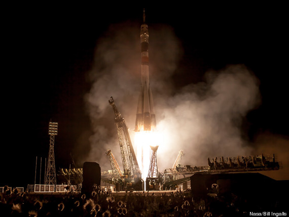 soyuz international space station