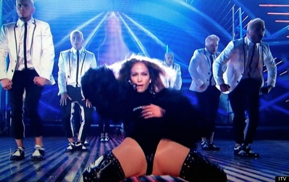 'Britain's Got Talent': Jennifer Lopez Nearly Has Wardrobe Malfunction During Raunchy Routine - Was It Too Sexy For Family TV? (VOTE)