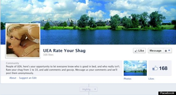 rate your shag