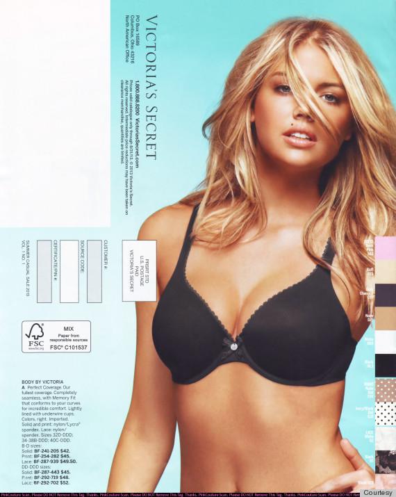 Kate Upton Victoria's Secret
