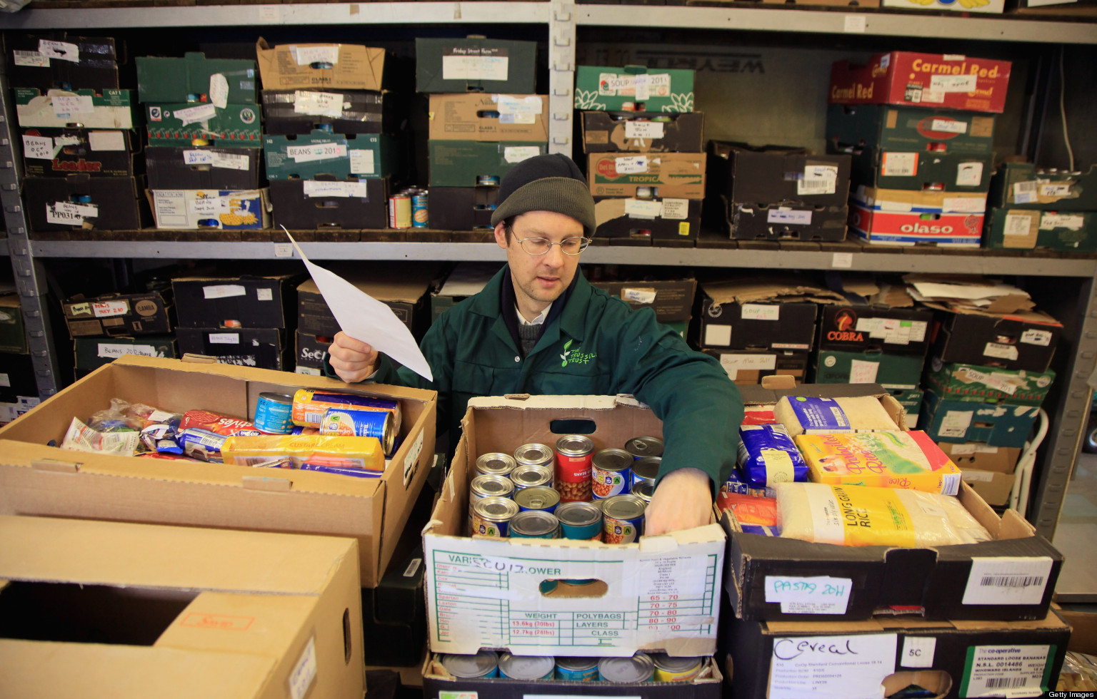 Salisbury Food Bank