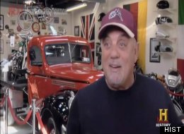 Billy Joel American Restoration