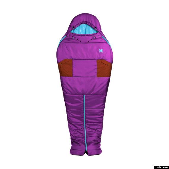sexy hotness sleeping bag
