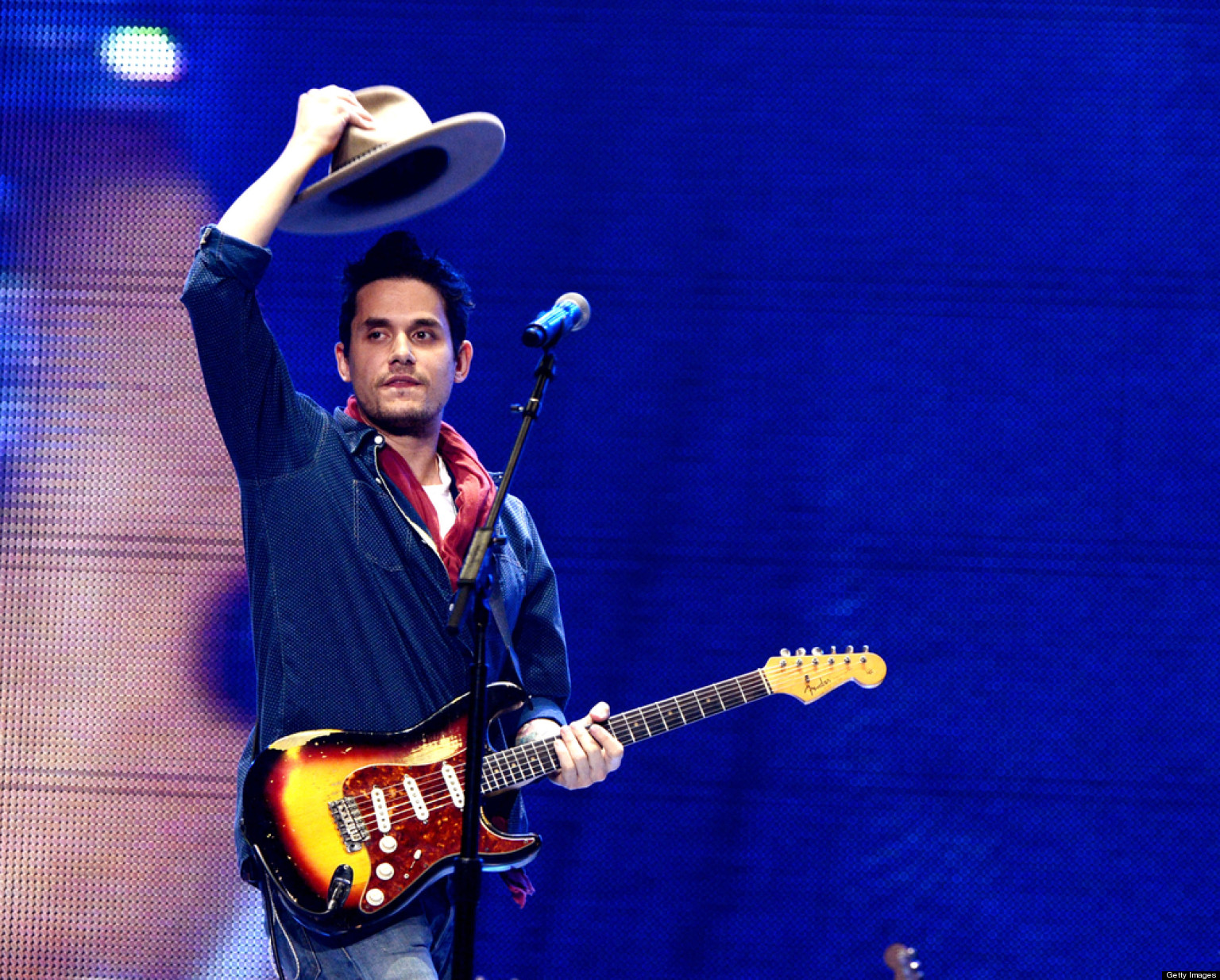 John Mayer S Sixth Album In The Works As Singer Records In