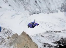 WATCH: World Record Jump Off Everest!