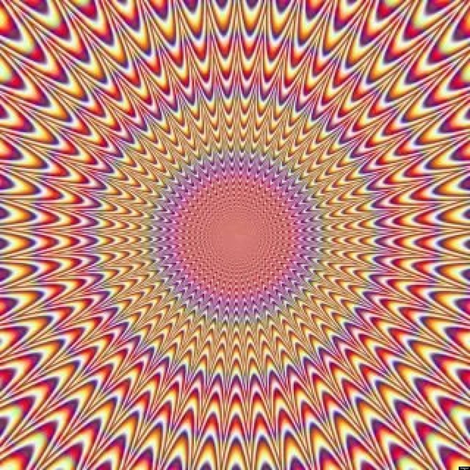 10 Optical Illusions That Will Make You Do A Double Take ...