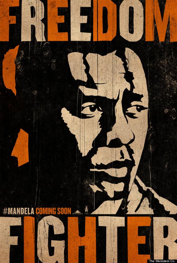 mandela poster debut