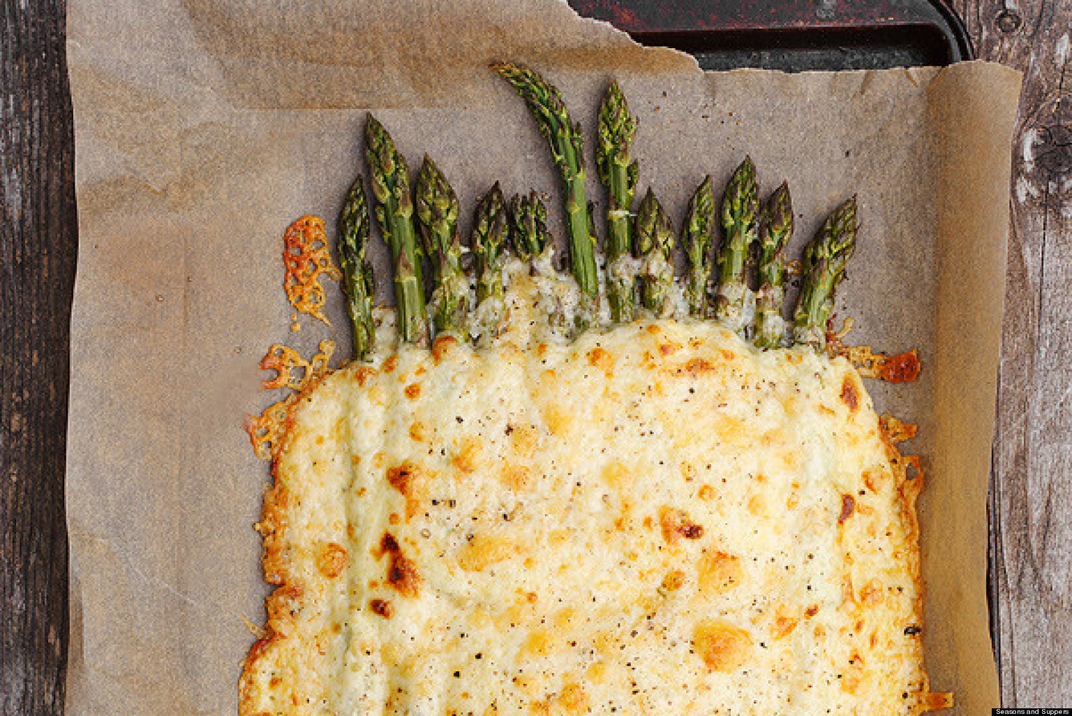 Easy asparagus recipes oven