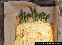 The Only Way To Eat Asparagus