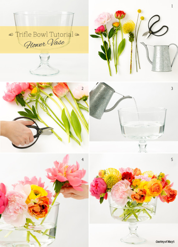 Terrariums vases and two other diy ideas made from a - Ideas originales para jardines ...