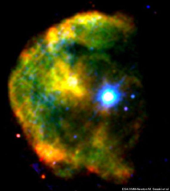 magnetar speed