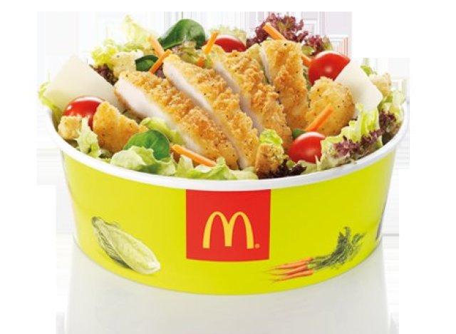 mcdonald u0026 39 s   les salades ne font pas recette