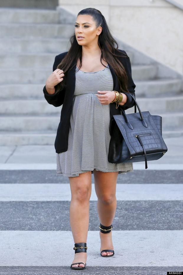 kim kardashian maternity pictures