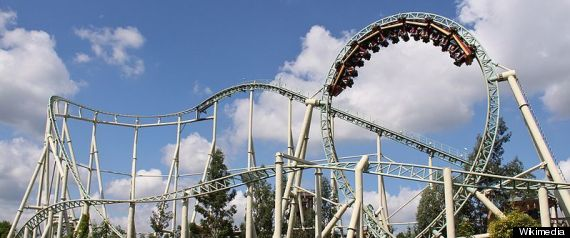 Top 10 scariest roller coasters in the world 2014 social networking