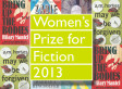 Women's Prize For Fiction 2013: Watch Live Stream Of Awards