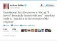 Nathan Fielder's 'Not Honest' Text Prank Is Hilarious (PHOTOS)