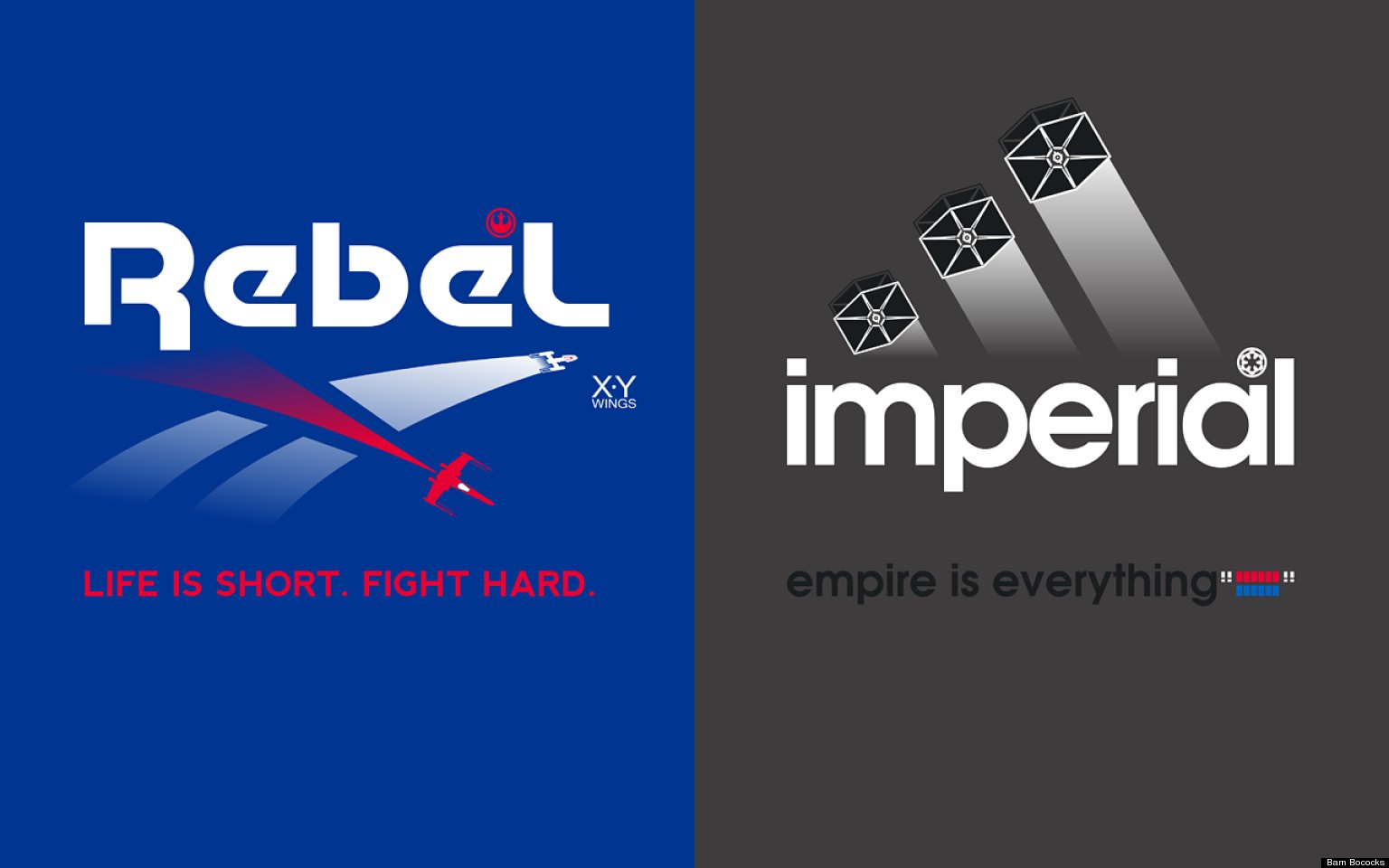 If Star Wars Characters Were Brands...