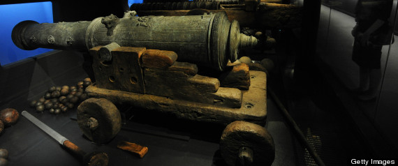 MARY ROSE MUSEUM OPENS
