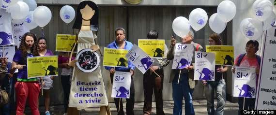 ABORTION EL SALVADOR