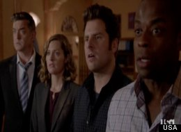 '80s Icon Makes Major Waves On 'Psych' Finale