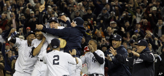 Yankees Win World Series