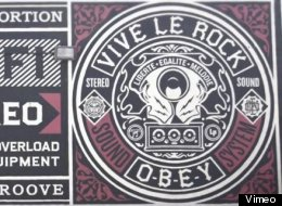 This Is How Shepard Fairey Makes A Mural