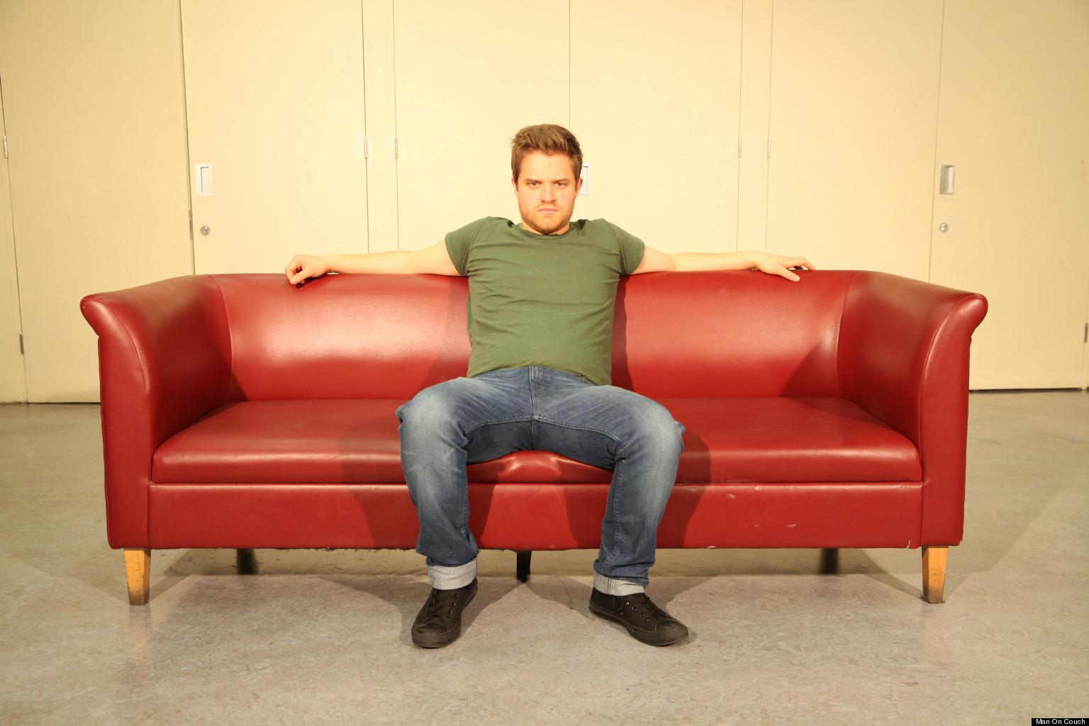 man on couch rory barker surviving on twitter social media. Black Bedroom Furniture Sets. Home Design Ideas