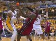 LeBron James Flopping Compilation Released Shortly After He Says 'I Don't Flop' (VIDEO)