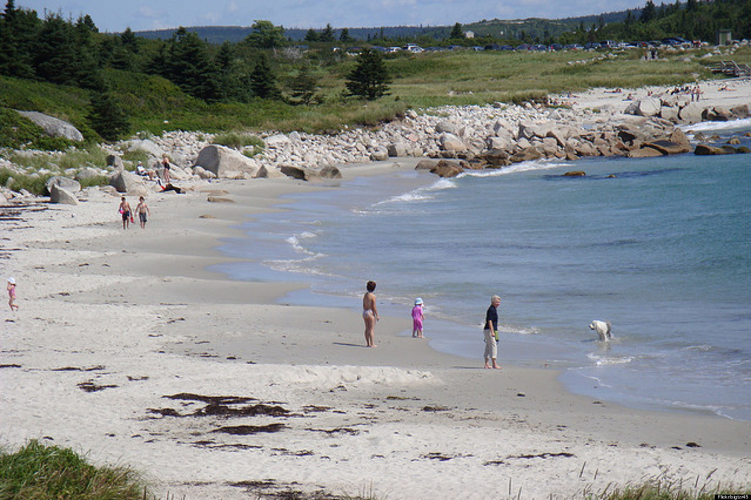 nude beaches in ontario