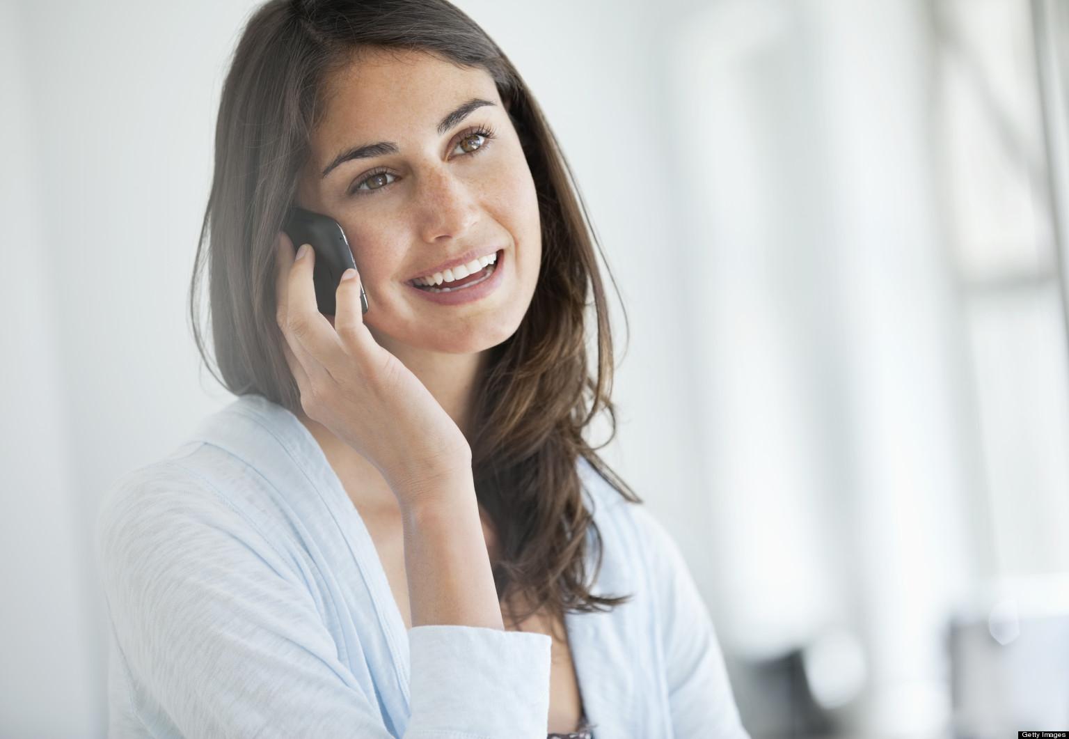 Imagini pentru woman talking on phone