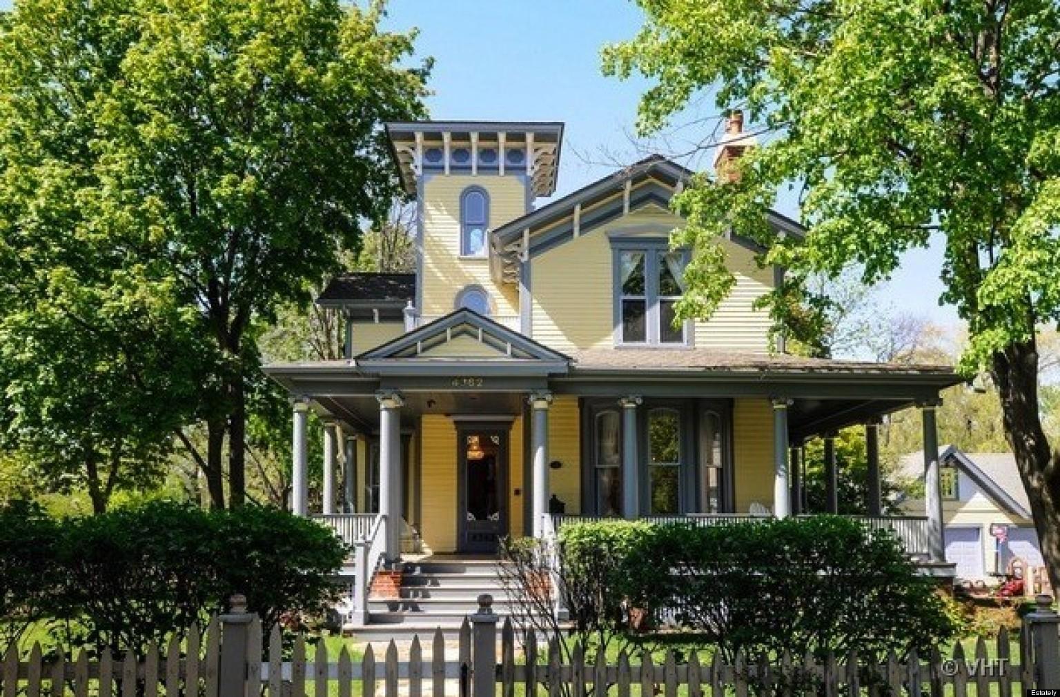 Irving Park 'Mansion' For Sale: Massive Historical Home ...