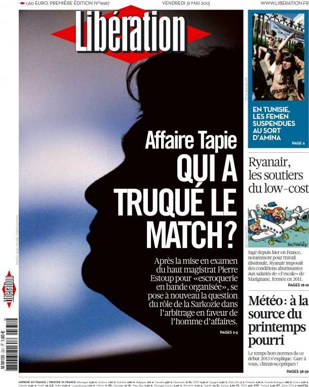 liberation tapie